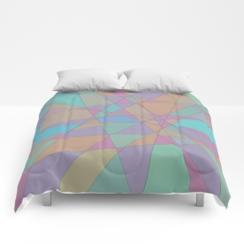 Abstract Art Duvet Cover