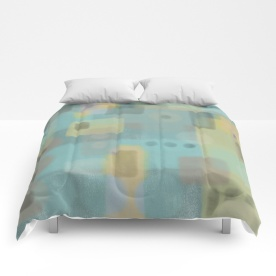 Abstract Bed Comforter