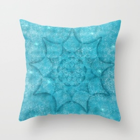Mandala Boho Pillow